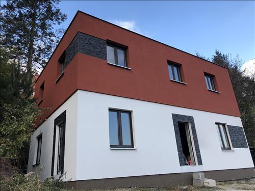 Vila s výhledem 168m2, Stříbrná Skalice u Prahy